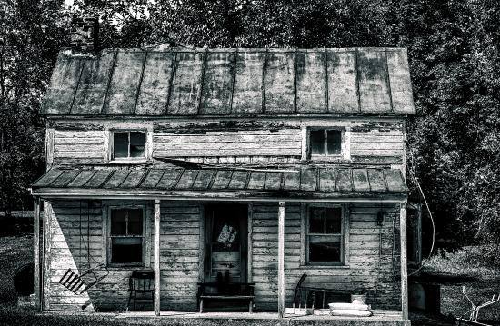 Abandoned Houses Near Me >> 11 Creepy Houses In West Virginia That Look Haunted