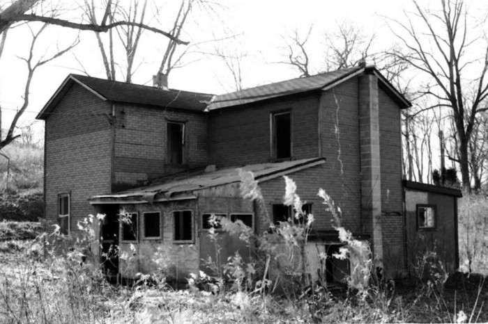 5. Abandoned Home In Harpers Ferry