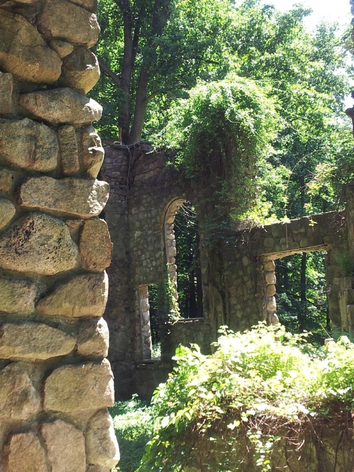 9. The Ruins of Northgate, Cold Spring