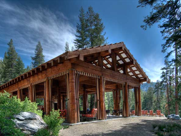 4. Sequoia High Sierra Camp, California