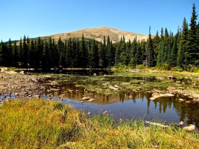 6. Rainbow Lakes Campground