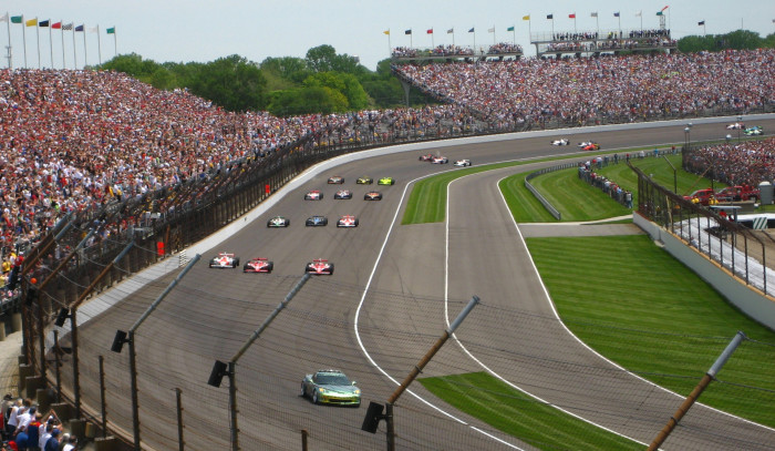 3. Indianapolis 500 - Speedway, IN