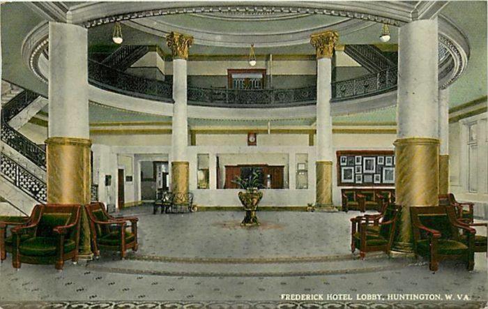 Frederick Hotel Huntington Wv 2018 World S Best Hotels