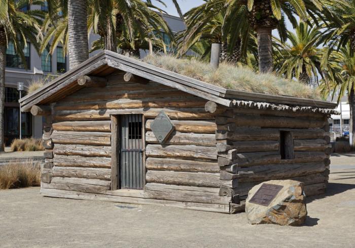 6. Jack London's Cabin, Oakland