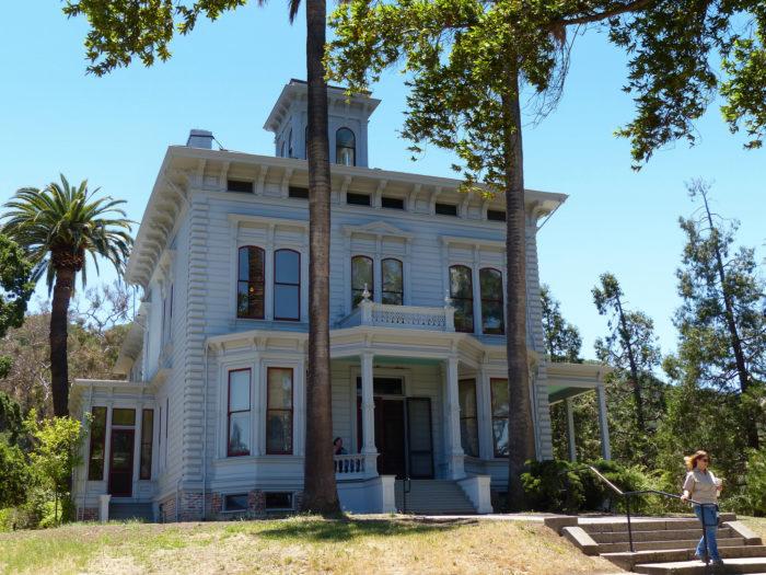 8. John Muir National Historical Site, Martinez
