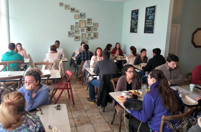 6. Joy Cafe—316 Pharr Rd NE, Atlanta, GA 30305