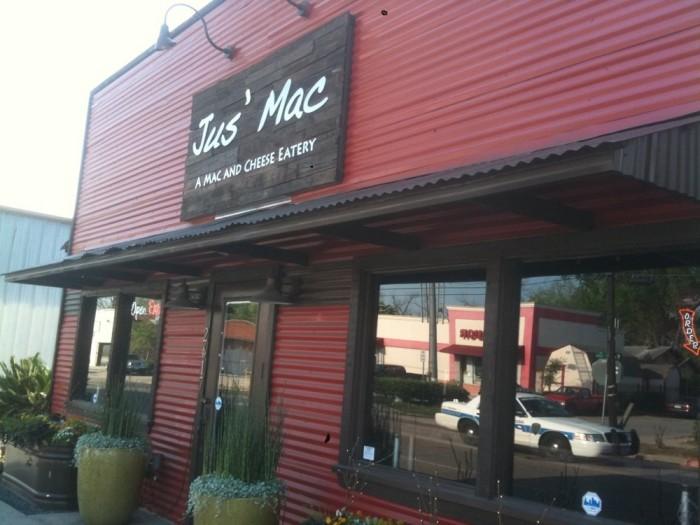 10. Jus' Mac (Houston)