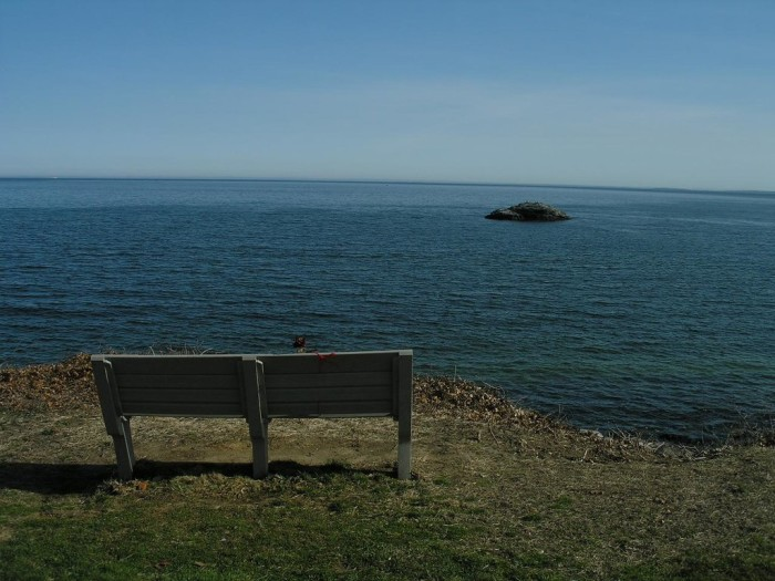 11. Hole-in-the-Wall Beach is so named for being small in size, but this East Lyme location is still worth a visit. This is a family favorite due to the nice connected park.