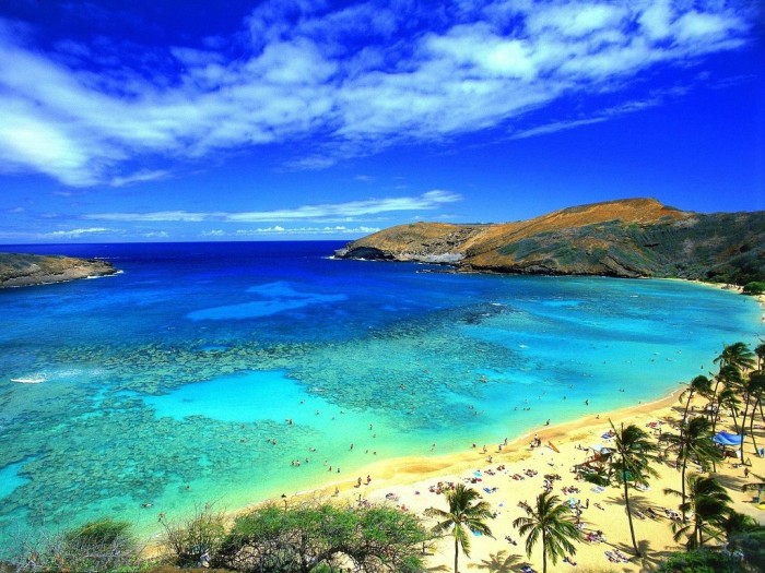 16. Hanauma Bay, Hawaii