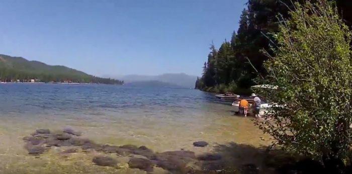 1. Kalispell Island, Priest Lake