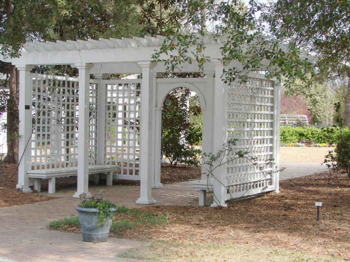 7. Head over to Hartsville and explore the trails and beauty in Kalmia Gardens at Coker College.