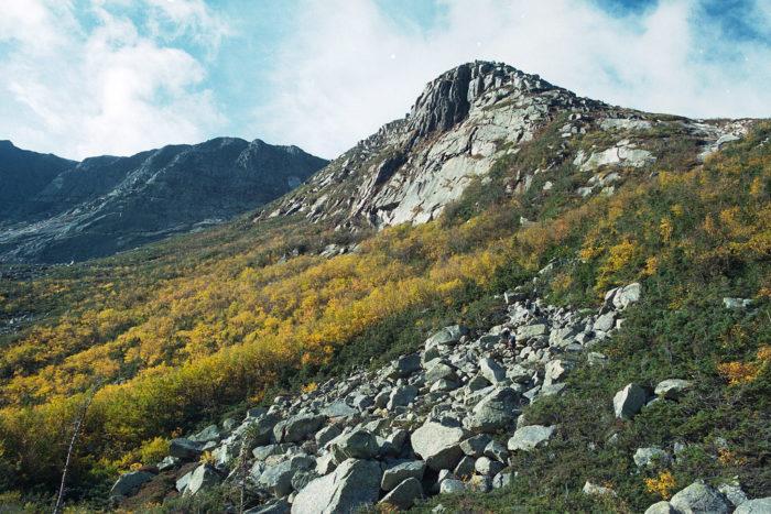 9. Hike to Maine's highest peak.