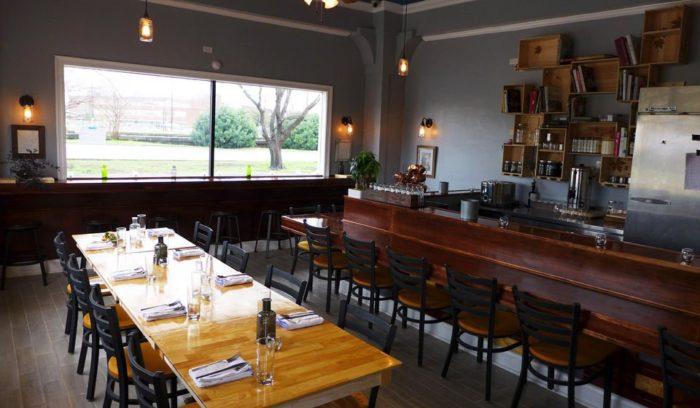 4) Kin Restaurant, 4600 Washington Ave.