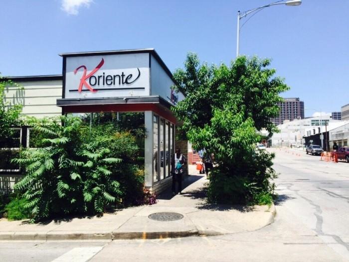 3. Koriente (Austin)