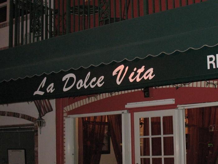 5. La Dolce Vita, Ft. Lauderdale