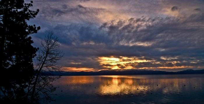 6. Lake Tahoe