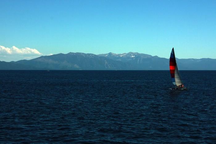 10. Lake Tahoe