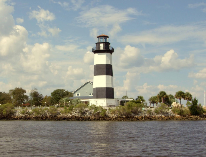 6. Little River, SC - The Intracoastal Waterway and the Waccamaw River