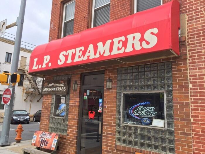 1. LP Steamers, Baltimore