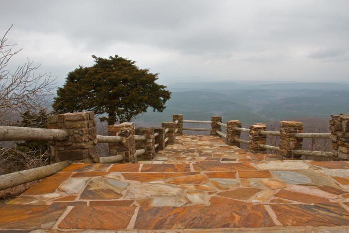 Mount Magazine State Park