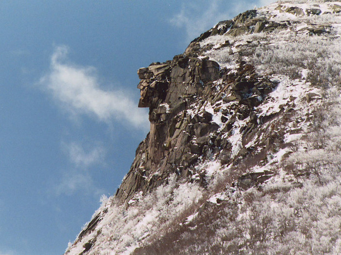 7. The Old Man of the Mountain
