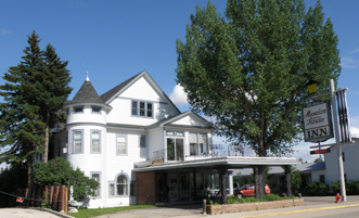 9. Historic Mansion House Inn