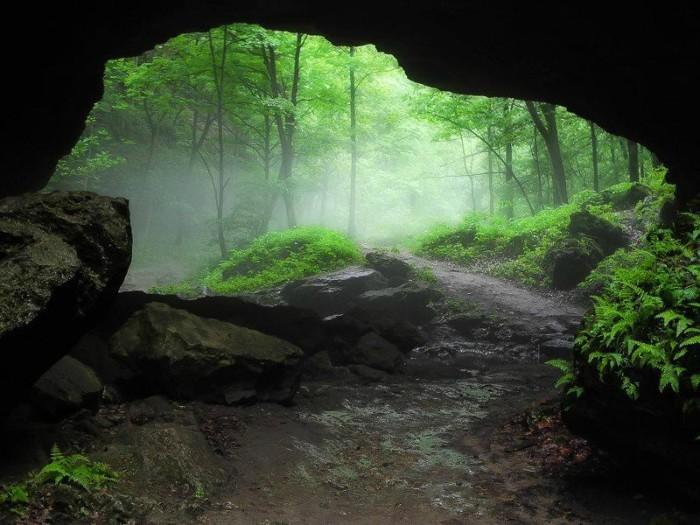 1. Maquoketa Caves State Park
