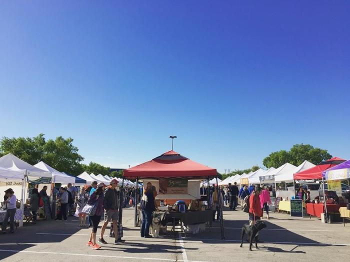 1. Texas Farmers Market (Cedar Park)