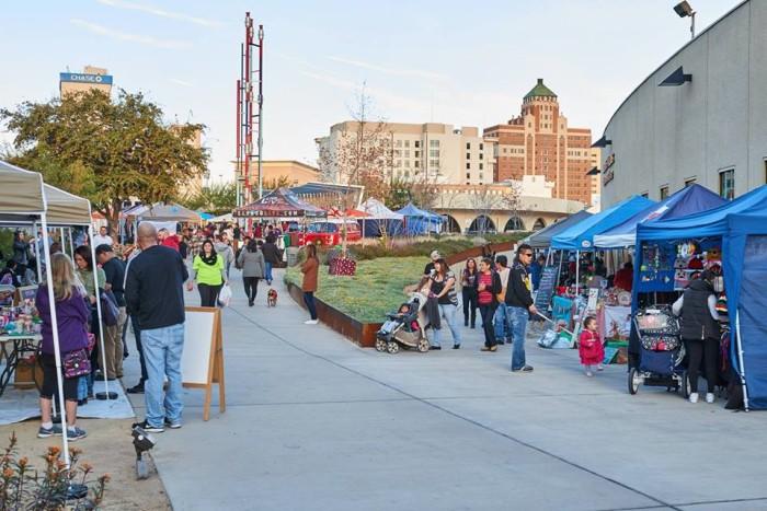 4. El Paso Downtown Artist and Farmers Market (El Paso)