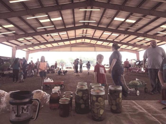 10. East Texas State Fair Farmers Market (Tyler)