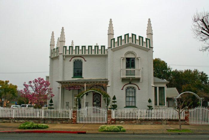 9. Mary Aaron Museum, Marysville