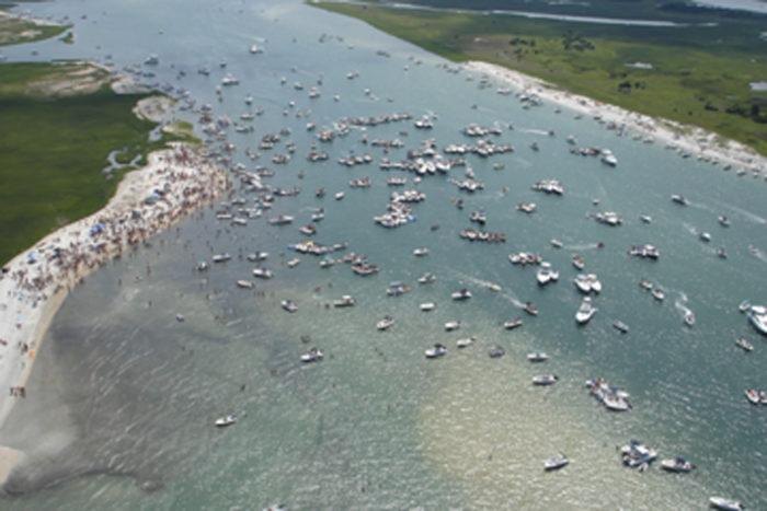 9. Masonboro Island