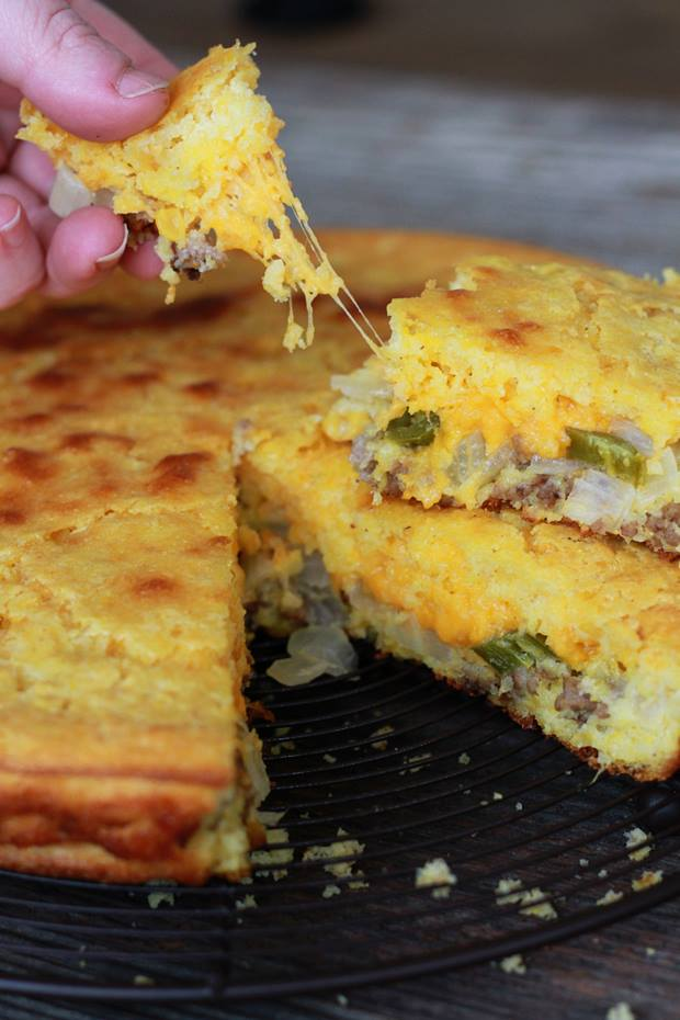 Mexican Cornbread With Ground Beef These 13 Foods And Dri...