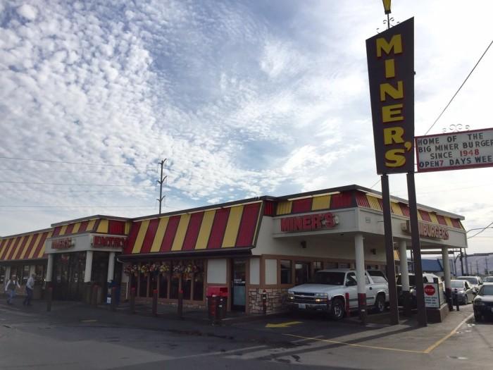 10. Miner's Drive-In, Yakima