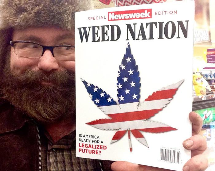 8. Marijuana