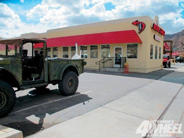 7. Moab Diner, Moab