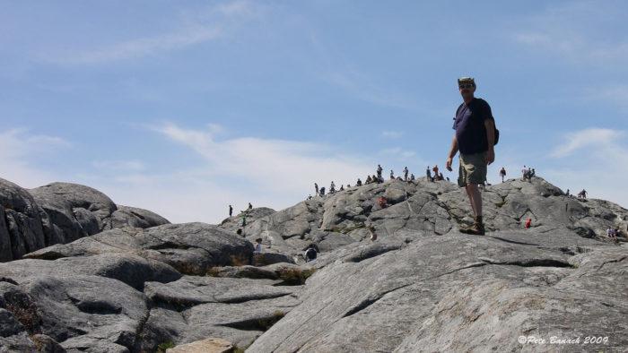6. Mount Monadnock, Jaffrey