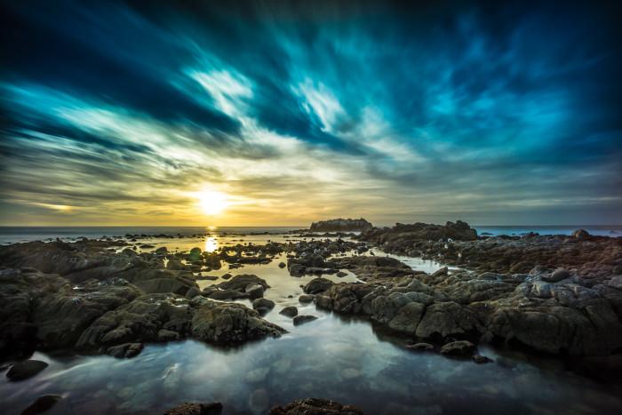 8. Monterey Beach