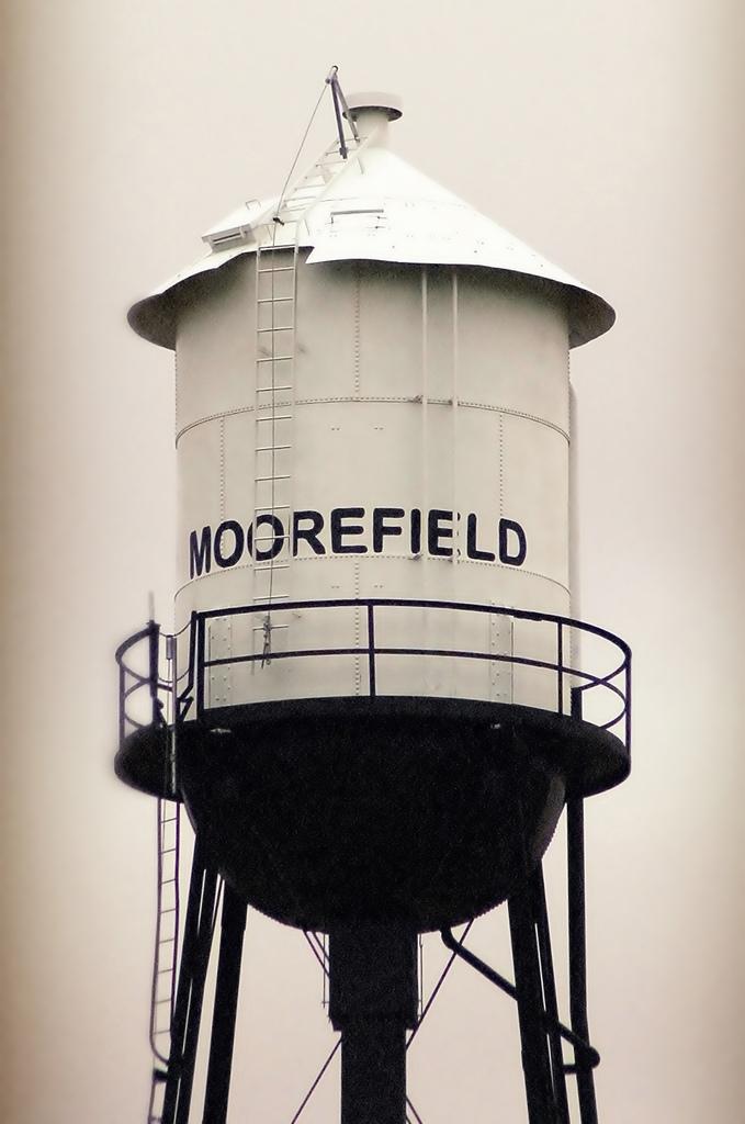 moorefield water tower