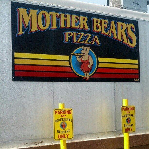 6. Mother Bear's Pizza - Bloomington
