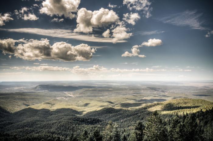 7. Mountains.