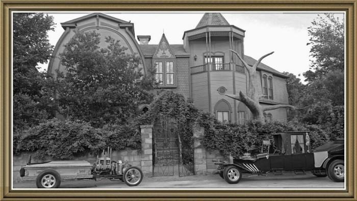 4. Munster Mansion, Texas