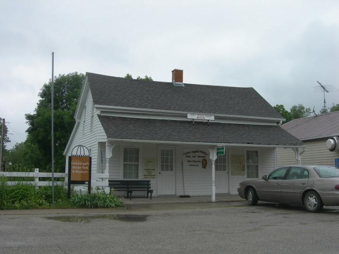 14. Laura Ingalls Wilder Home, Burr Oak