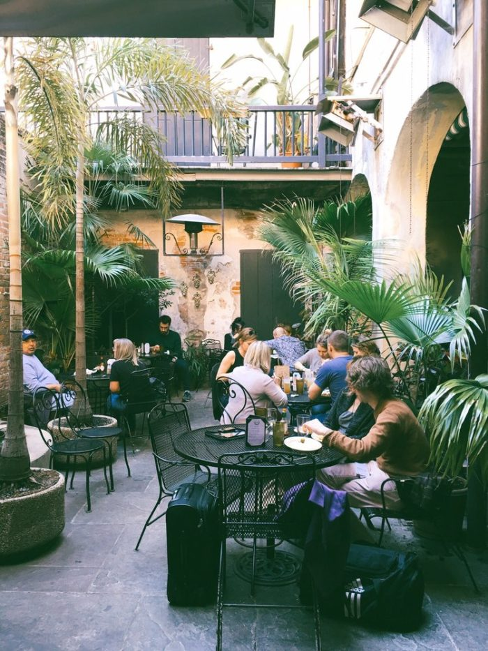 8) Napoleon House, 500 Chartres St.