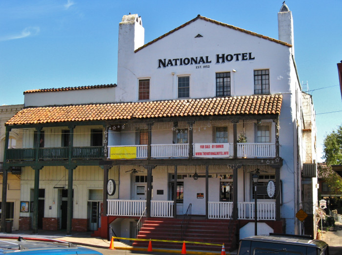 6. The National Hotel