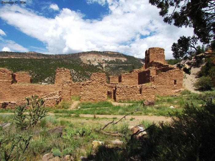 New Mexico: Jemez Springs