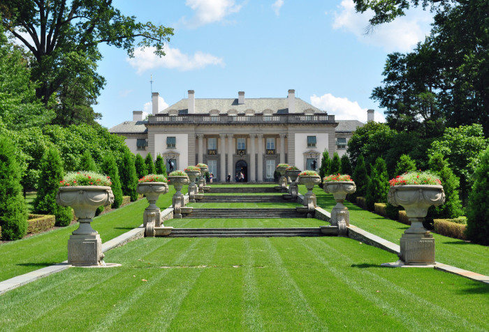 3. Nemours Mansion and Gardens, Wilmington