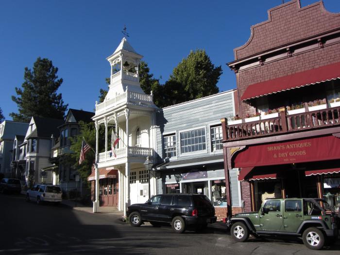 6. Nevada City