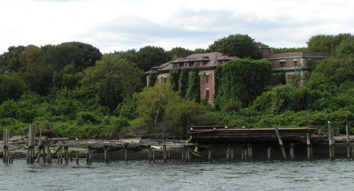 3. North Brother Island, New York City