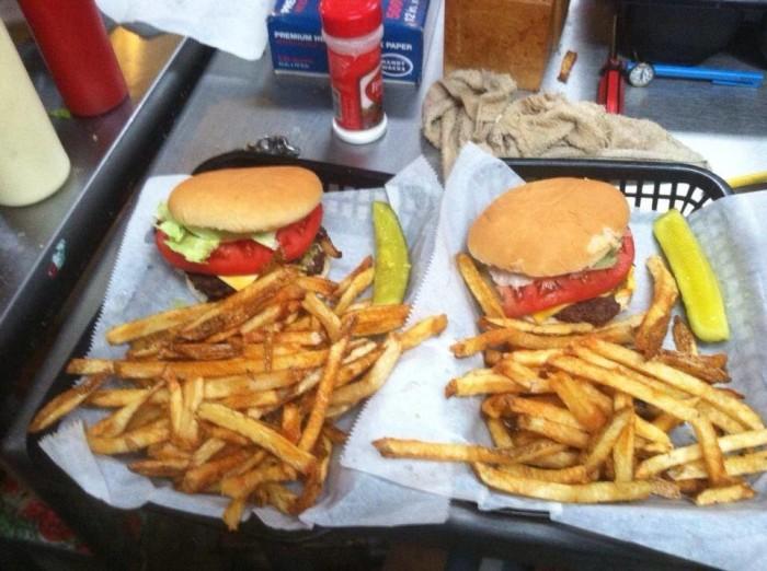 northwest grill food